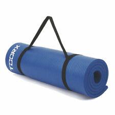 Toorx Materassino Tappetino arrotolato Fitness con Maniglie 172x61 spessore 1 2