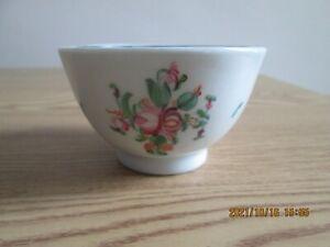 18th Century Antique English Porcelain Tea Bowl