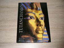 Tutanchamun Der ewige Glanz des jungen Pharao Buch mit wunder schönen Bildern