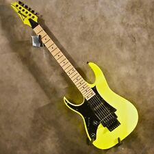 Ibanez Left Handed Genesis Collection RG550 Desert Sun Yellow Lefty Guitar