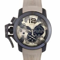 e953b03094d3 Graham Chronofighter Oversize Black Arrow Celsius Beige 47mm 2CCAU.E03A.K93B