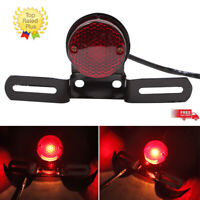 Motorcycle Rear Tail Brake License Plate Lamp Intergrated Tailight For Harley