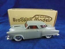 Brooklin Models BRK17 1952 Studebaker Champion Starlight Coupe in Grey