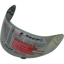 Iridium Scratch Resistant Track Use only Motorcycle Visors