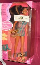 BAMBOLA VINTAGE DOLL MUNECA PUPPEN BARBIE 90-TERESA CAMMINA CON TE/MOVIN GROOVIN