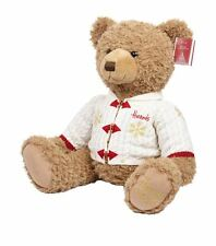 Harrods Of London Hugh Christmas Bear 2016