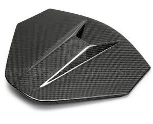 2020-2021 Chevrolet Corvette C8 Carbon Fiber Rear Camera Decklid Housing Panel