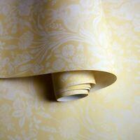 Holden Harlen Forêt Papier Peint en Jaune 90806 - Lapins, Hérissons, Baies
