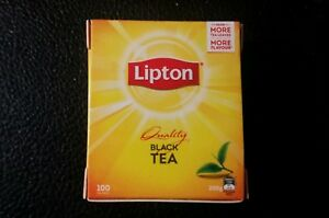 Coles Little Shop Mini Lipton Quality Black Tea  - Toy Collectables Limited