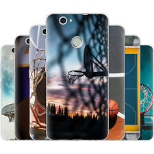 Dessana Basketball TPU Silicone Protective Cover Phone Case Cover For Huawei