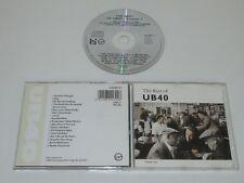 UB40 / The Best Of UB40 volume one (Virgin cubtv1) CD Album