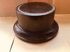 Very Large Vintage Bakelite Trophy Base for Display / Plinth - #134 Free UK P&P