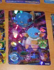 DRAGON BALL Z GT DBZ DBS HEROES CARD HOLO CARTE HGD9 33 SR SUPER RARE DBH JAP NM