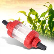 G1 / 2''Bewässerungs-Inline-Maschen-Wasserfilter für landwirtschaftliches