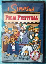 I SIMSON - FILM FESTIVAL - DVD N.01883 SIGILLATO