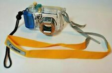 Canon WP-DC15 40m/130ft Underwater Camera Waterproof Case for PowerShot SD850