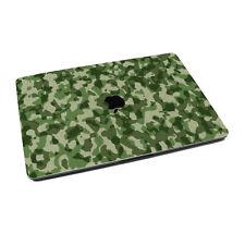 Green Camouflage for Apple MacBook Air 13 2018 Laminated Vinyl Skin Sticker