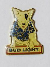 New listing Bud Light Beer Spuds Mackenzie Star Burst Print Shirt Lapel Pin