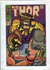 The Mighty Thor #155 (4.5) Now Ends The Universe!