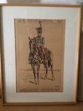 HUEN V. PRINCE J. PONIATOWSKI Imagerie Réunies Jarville Nancy. (XIXème) Napoleon