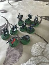 Lord Of The Rings 9x warriors of minas tirith Plastic