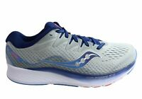 NEW SAUCONY MENS RIDE ISO 2 WIDE FIT COMFORTABLE ATHLETIC RUNNING SHOES