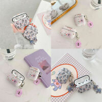 3D Case Disney Cartoons Airpods Shockproof Earphone Cover For Airpods 1 2 3 Pro