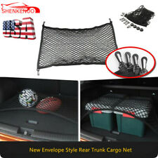 Car Trunk Cargo Baggage Storage Net Holder High Quality Elastic Adjustable Rear(Fits: Hornet)