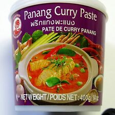 (1kg=9,73€) Panang Currypaste 400g - Cock   - Curry Paste