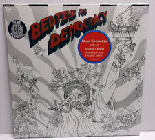 Dead Kennedys - Bedtime For Democracy LP Record - BRAND NEW - Remastered