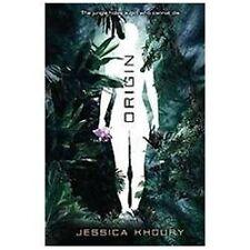 ORIGIN by Jessica Khoury, BRAND NEW!!  HARDBACK EDITION