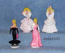1990 McDonalds Barbie Rare Test Complete Set - Lot of 4, Girls, 3+