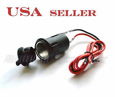 12VDC Car Cigarette Lighter Socket for Honda Nissan Toyota CIGS1 5100