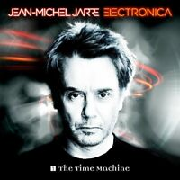 JEAN-MICHEL JARRE - ELECTRONICA 1: THE TIME MACHINE   CD NEW+