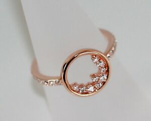 Swarovski North Ring Rose Gold Plated Gr.60 New with Box
