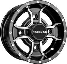 "Raceline A77 Mamba Front or Rear Wheel Rim 10"" 10x5 3+2 4/110 Polaris RZR170"