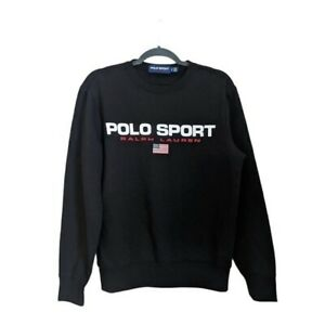 Ralph Lauren Polo Sport Graphic Print Sweatshirt S