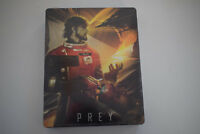 prey + steelbook steel book box ps4 playstation 4 ps neuf