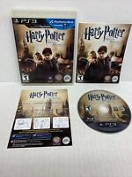 Harry Potter and the Deathly Hallows: Part 2 Sony PlayStation 3, 2011 Complete
