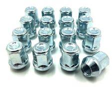 16 x Alufelgen Radmuttern für MG, MG, Mgzr, m12 x 1.5 19mm, Ösen Schrauben Nieten [4]