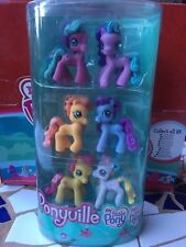 My little pony PONYVILLE Exclusive G3 Bay Breeze Breezie Dreams Flippity Flop x6