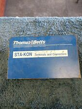 Thomas & Betts TBM2K-1 Color Keyed Kit For Copper Conductors