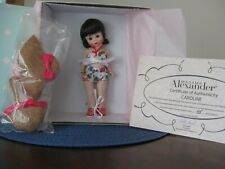"New ListingMadame Alexander Caroline Limited Edition 8"" doll, # 45 of 100"
