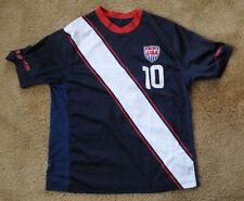 LANDON DONOVAN 10 black jersey USA SOCCER MLS soccer