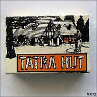 Tatra Hut Restaurant Main Road Mt Dandenong 7511065 Matchbox (MX72)