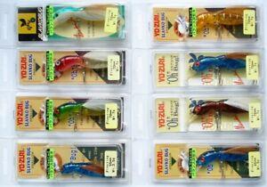 YO-ZURI Slavko Bug Shallow 55F, 65F, 70F Japan Wobbler, Bait, Wels catfish, Pike