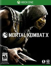 Mortal Kombat X Standard Edition for Xbox One S Console Brand New Ships Fast !!!
