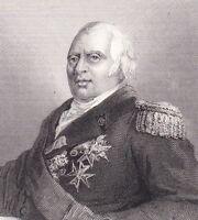 Portrait XIXe Louis XVIII Bourbon Gavard Colin Gérard