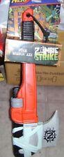 NEW NERF Zombie Strike Z Foam Pipe Wrench Axe Prop Cosplay