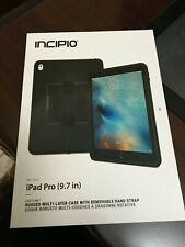 Incipio CAPTURE Cover for Apple 9.7-inch iPad Pro - Black
